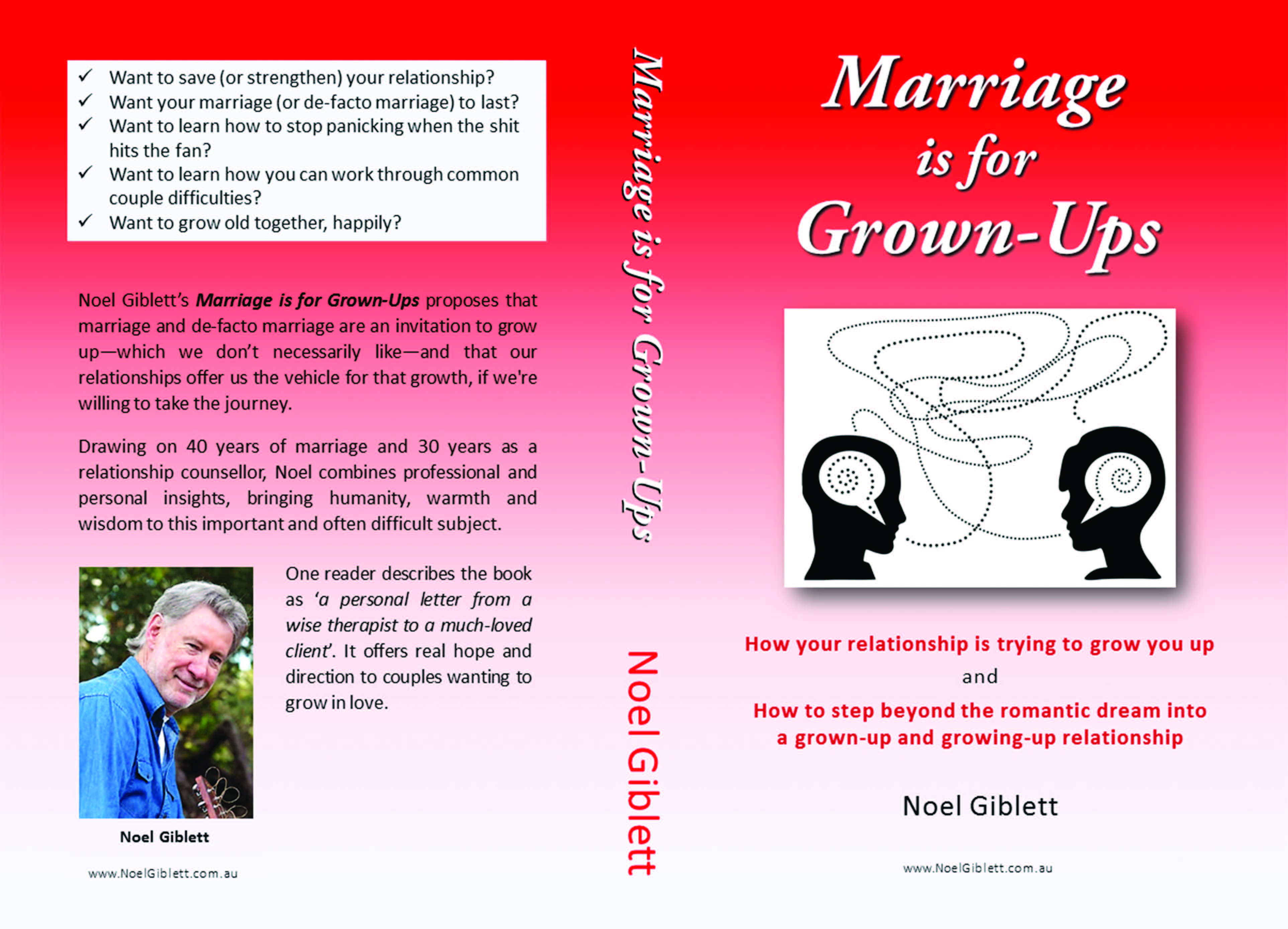 Book Review | Marriage is for Grown Ups
