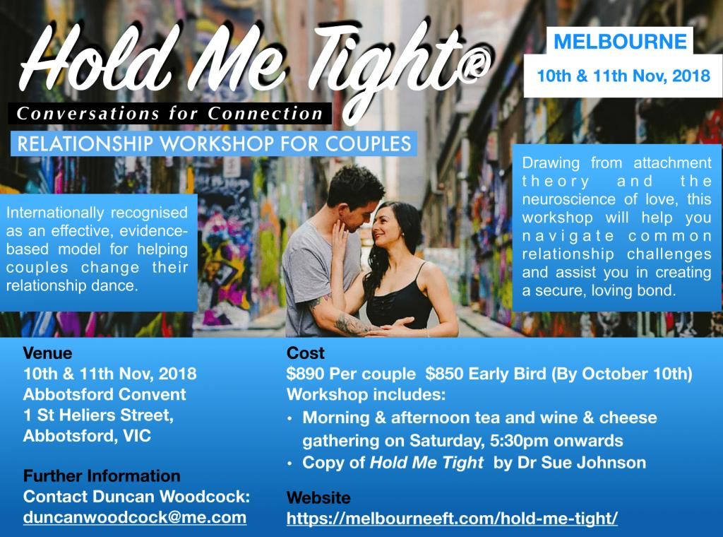 dating workshops melbourne